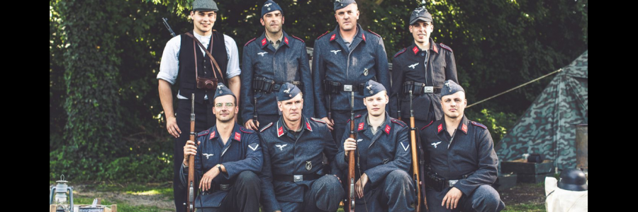 Luchtoorlogsdag Schokland | 1 – 3 juni 2018
