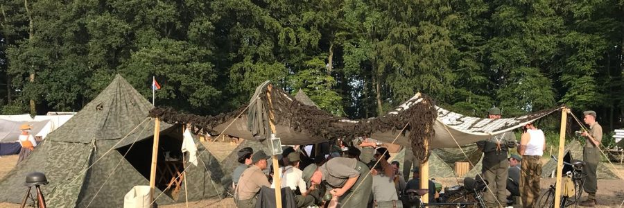 Historisch festijn Vorden 2018 | 6 – 8 juli 2018