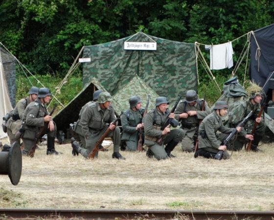 Weekend At War, Miljoenenlijn te Simpelveld   12 – 14 juli 2019