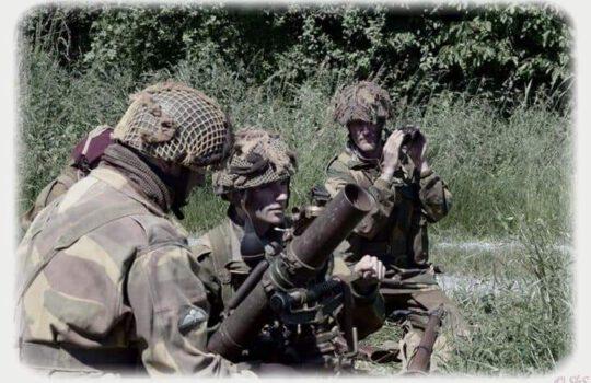 Werkgroep Britse luchtlandingstroepen