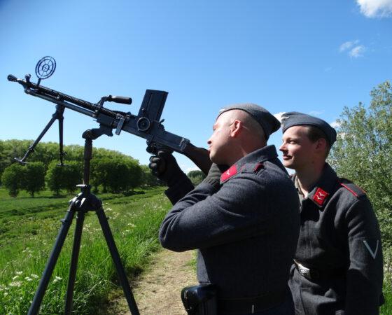 Werkgroep Flak, 667e leichte flak abt