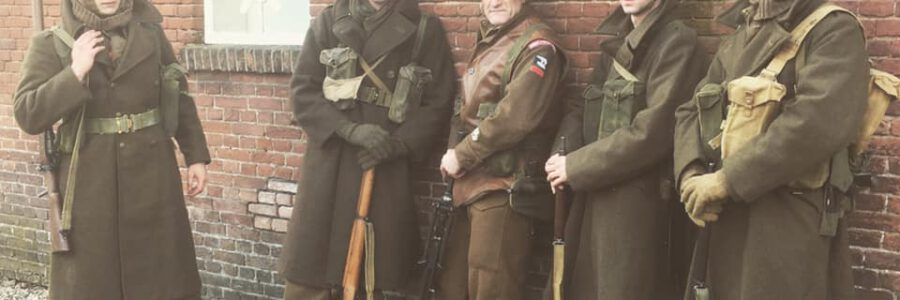 Werkgroep The Fighting 4th Living History